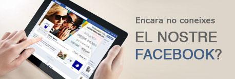 Coneix el nostre Facebook